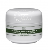 LECIDERMA SHEA SANTAL SPF 6 - lecitin. regenerač. krém so santal. drevom- 100 ml