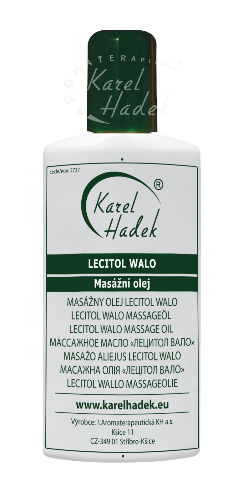 Lecitol Walo  - 100 ml