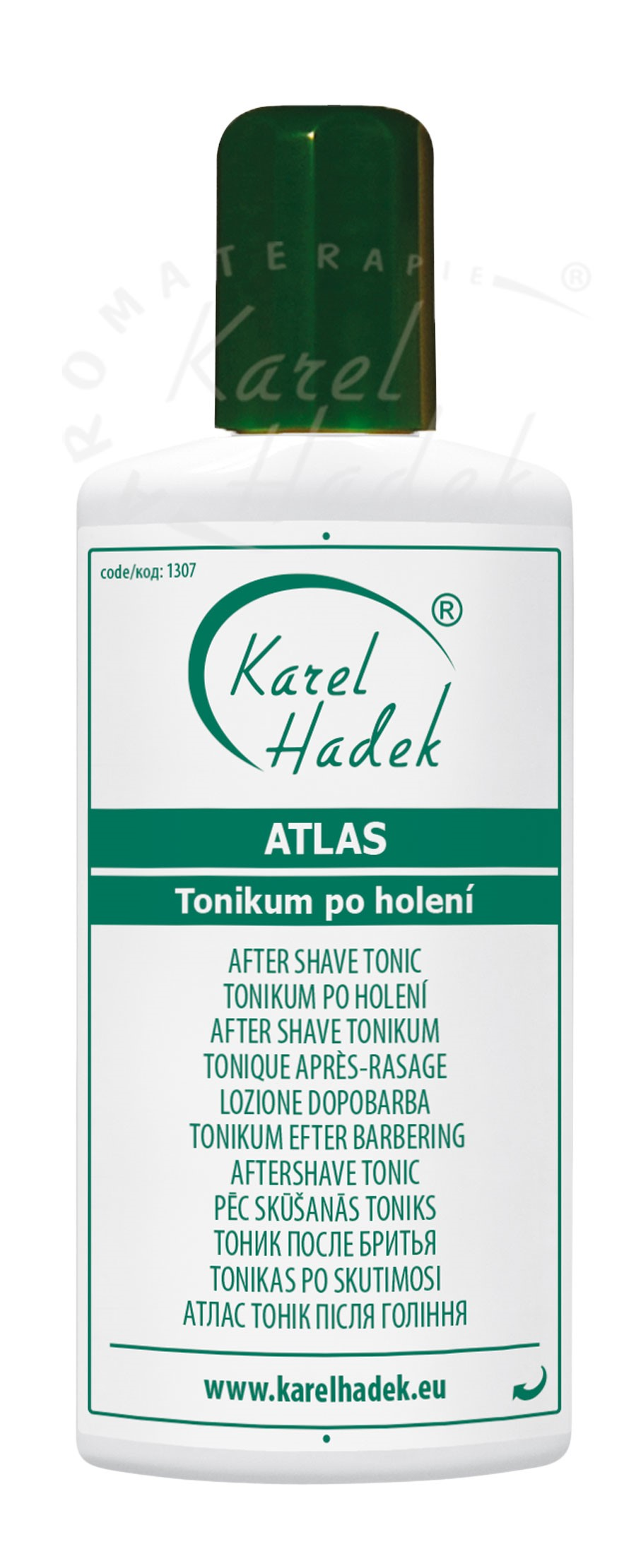ATLAS - TONIKUM PO HOLENÍ - 100 ml