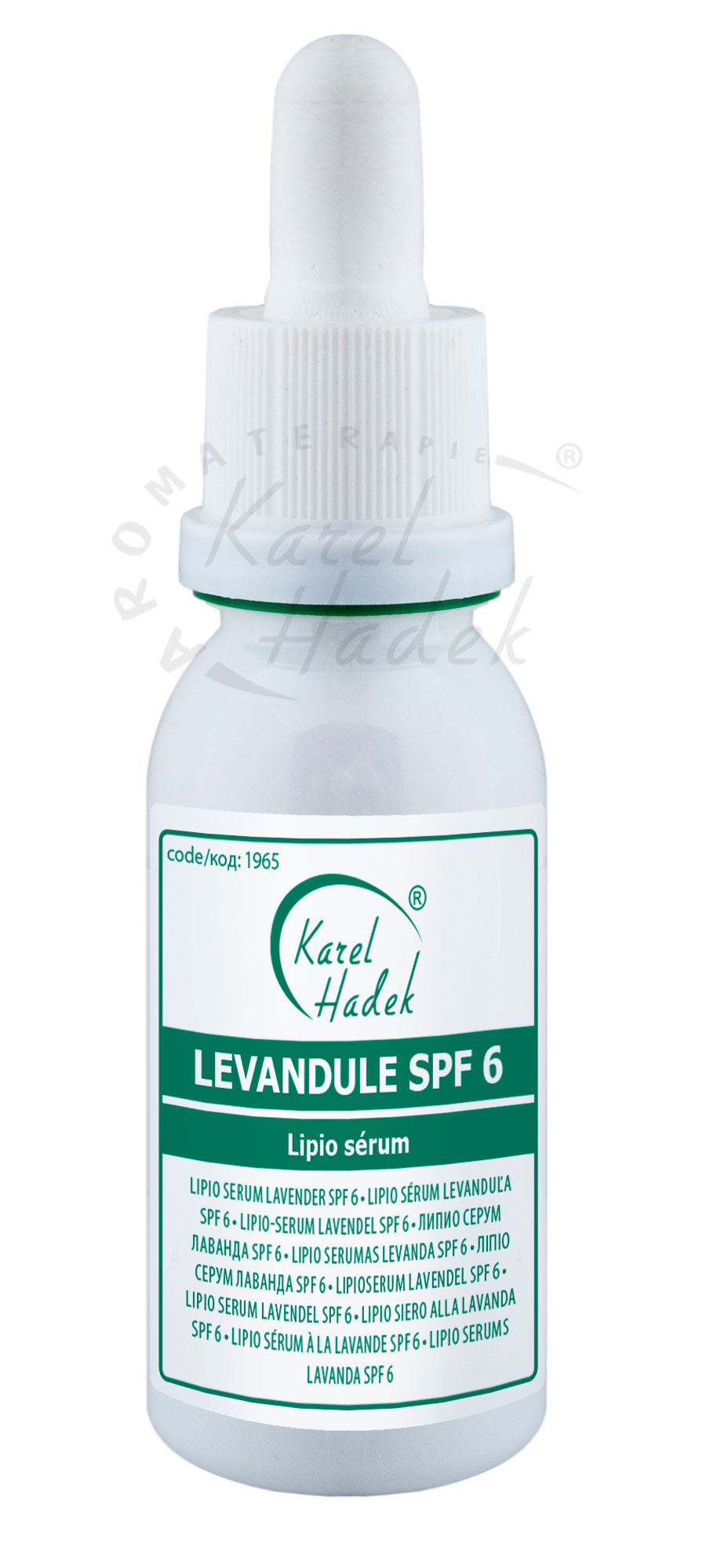 LEVANDUĽA SPF6 lipio sérum UV-faktor -35 ml