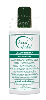 Cellu-Therap sprchovaci olej - 200 ml
