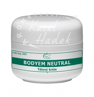 Bodyem Neutral RK - telový krém - 5 ml